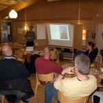 Thomas Arnström, utvecklare från Svalövs Kommun, inspirerade...